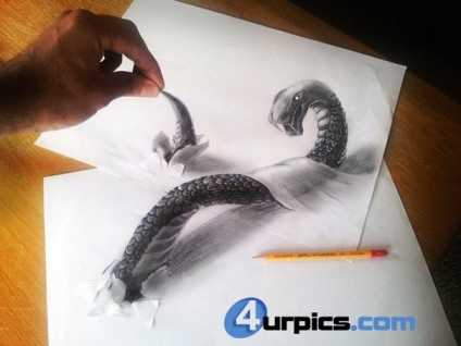 Awesome Drawings 3D