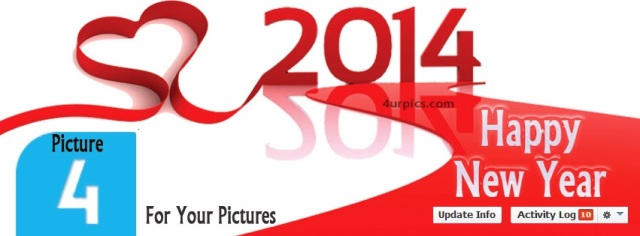happy new year 2014 facebook cover photos